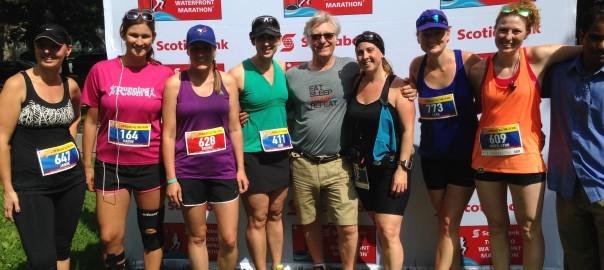 Toronto Marathon DC's