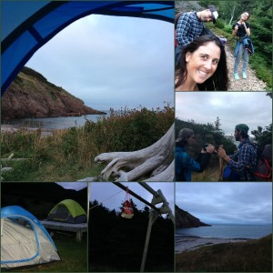 cabot trail camping